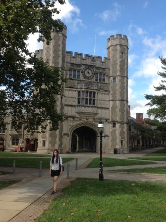 Princeton University: Campus Building, Well Preserved Architecture.