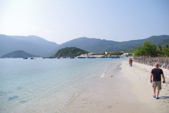 Ninh Phuoc, Βιετνάμ: ninh van bay a day trip