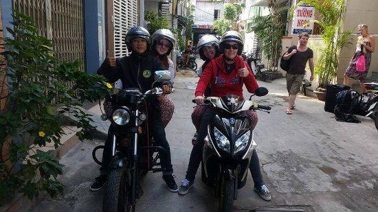Нинь-Фуок, Вьетнам: START TO NINH VAN BAY