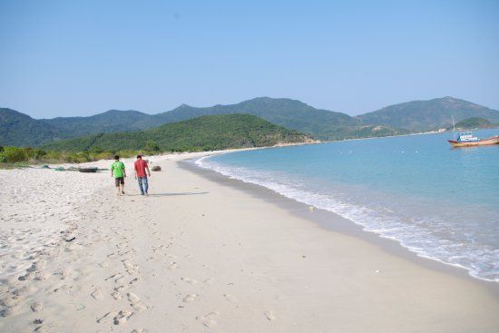 Ninh Phuoc, เวียดนาม: ninh vân wild beach