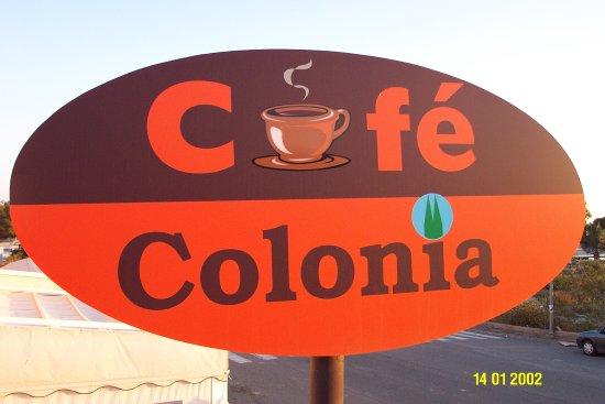 Murcia, İspanya: The sign