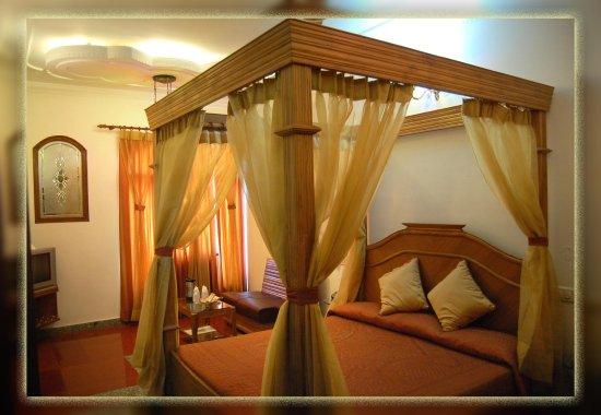 Hotel Ishan Villa: villa's pride