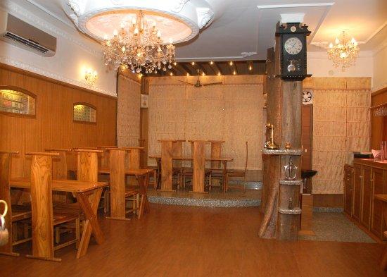 Hotel Ishan Villa: villa's bless restaurant