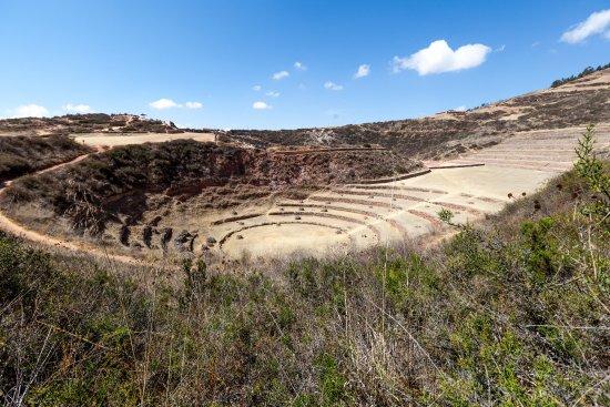 Maras, Perú: Moray Agricultural Terraces