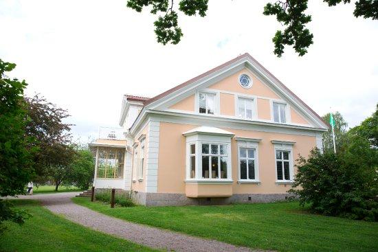 يسكيلستونا, السويد: Eskilstuna Tourist Center in Rothoffsvillan, Rothoffsparken Eskilstuna