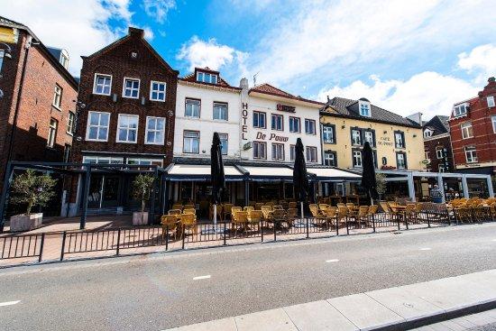 Hotel en Grand Cafe De Pauw