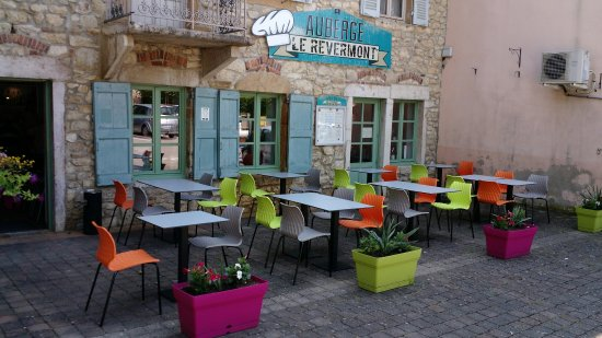 Meillonnas, Γαλλία: Auberge Du Revermont