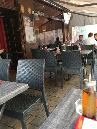 Pizza At San Lorenzo