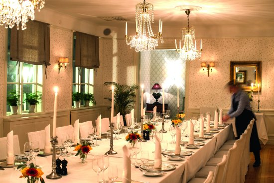 Trosa Stadshotell & Spa: Dining room