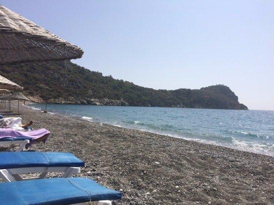Mesudiye, Turquía: Plaj.3
