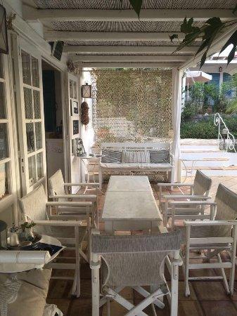 Villa Ippocampi: Prachtige plek! Een aanrader voor rustzoekers op een super sfeervolle plek. Gezinnen zijn enorm