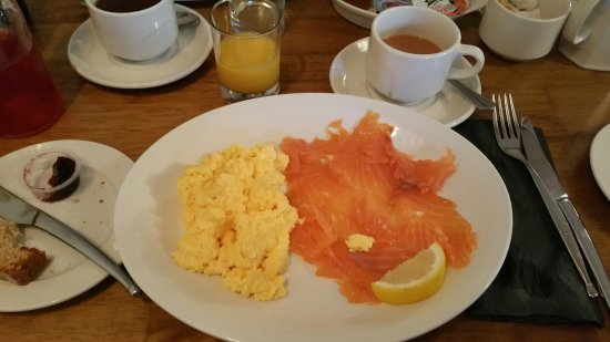 Killybegs, Irlanda: breakfast