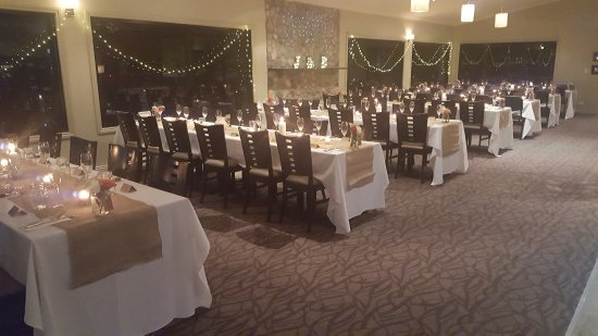 Roma, Australië: Did you know we have the facility to host your wedding reception?