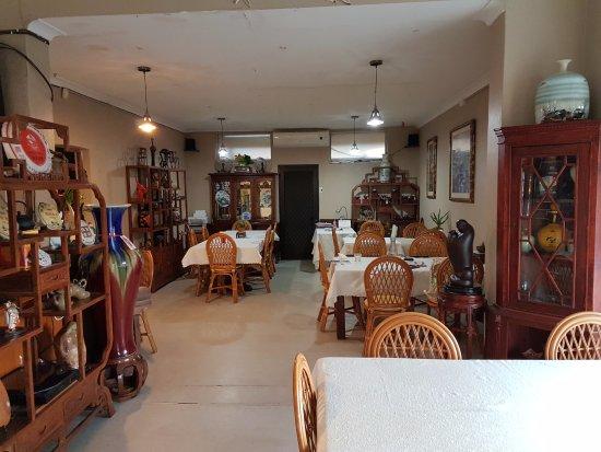 Victoria Park, Australia: Interior dining area
