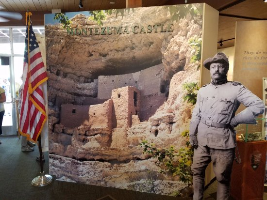 Montezuma Castle National Monument: Interior