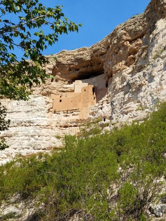 Camp Verde, AZ: Cliff Dwelling