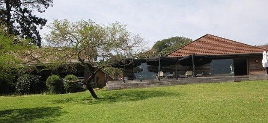 Kloof, جنوب أفريقيا: Main building