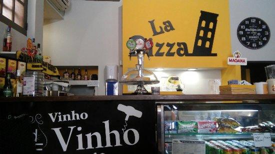 Μούρα, Πορτογαλία: La Pizza