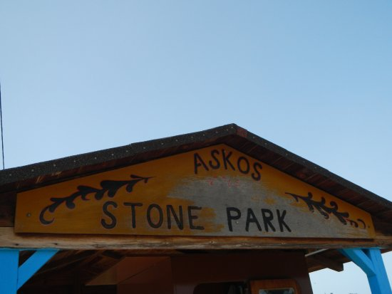 Askos Stone Park - Picture of Askos Stone Park, Volimes ...