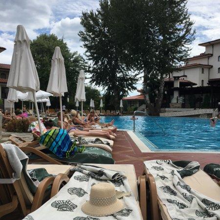 Pool area picture of helena park hotel sunny beach - Sunny beach pools ...