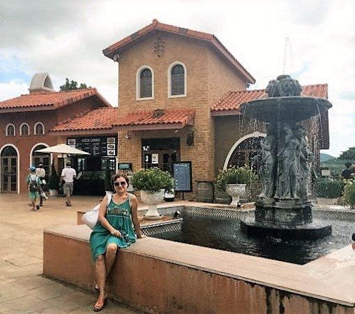 Na Chom Thian, Tailândia: вилладжио
