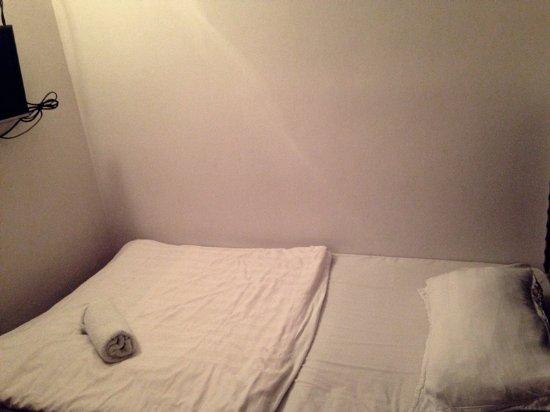 Hotel Zenobia: 1인용침대