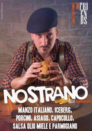 Toritto, Italia: Hamburger di manzo con Sapori della Murgia