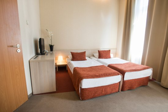 Star City Hotel: Twin room