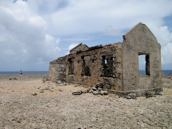 Kralendijk, Bonaire: The Old Lighthouse Building