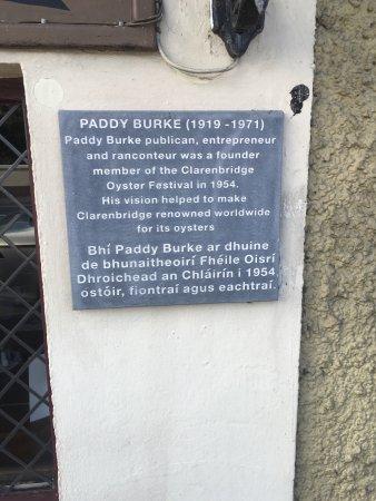 Clarenbridge, Ireland: Paddy Burke's