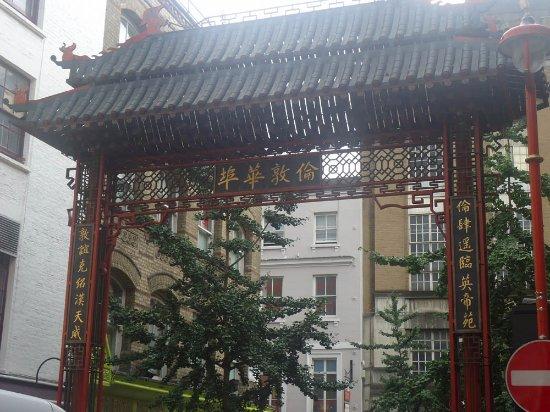 Shaftesbury Avenue : London Chinatown