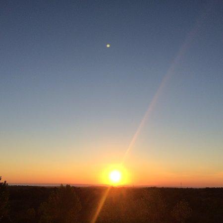 Buje, Croatia: Sunset