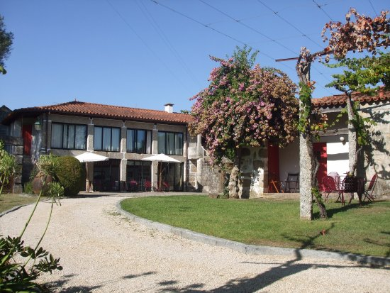 Quinta da Cancela: Beautiful Surroundings