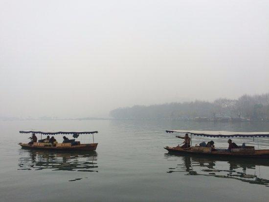 Danau Barat (Xi Hu): 西湖風景