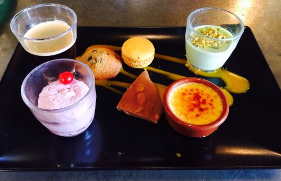 La Gazette : Café gourmand