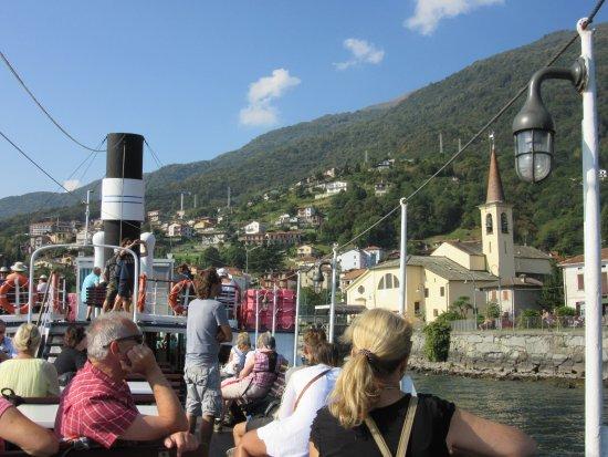 Lombardije, Italië: Slow Ferry