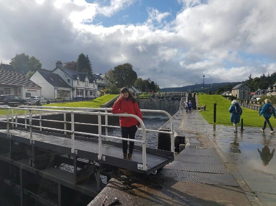 Caledonian Canal Visitor Centre: 20160925_142727_large.jpg
