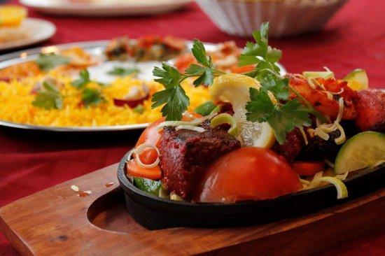 Motala, Zweden: Shahi Sizzlar