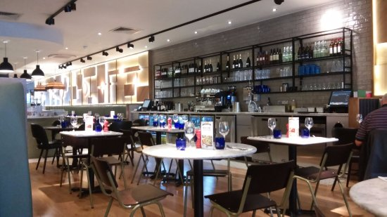 Nightmare Lunch Review Of Pizza Express New Malden