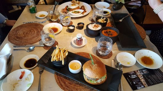 The Restaurant at The Chedi Muscat - Restaurant Reviews