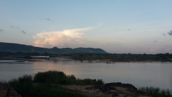 Central African Republic: Oubangui river