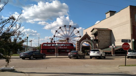 Fort Smith, AR: front entrance