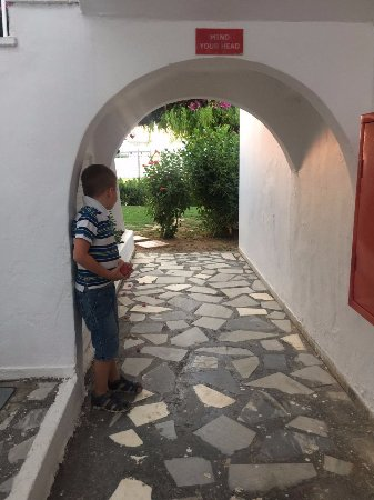 Louis Creta Princess Beach Hotel: Бунгало
