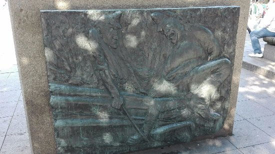 Heinrich Heine-Denkmal