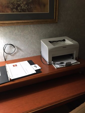 Altoona, PA: USB Printer and Ethernet Connection