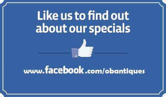 Bideford, UK: Like us on Facebook!