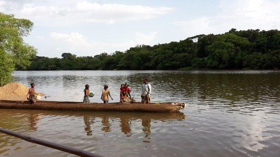 Haute-Kotto Prefecture, Centraal- Afrikaanse Republiek: Bria river
