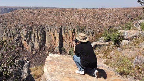 Graskop, Südafrika: Wonder View