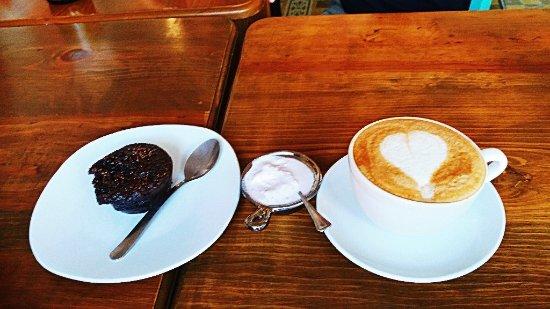 Jerez de Garcia Salinas, Meksiko: Vive la experiencia en La Botica del Cafe...