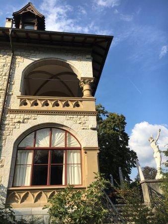 Baden, Suisse : Villa Boveri